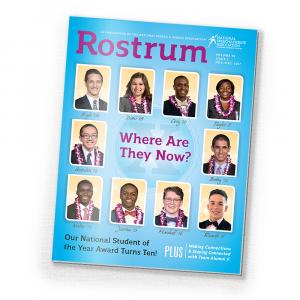 2017 November/December Rostrum