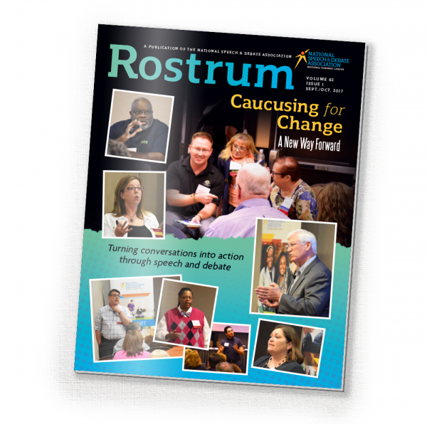 Rostrum September/October Issue 2017