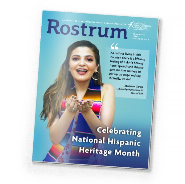 2018 September/October Rostrum