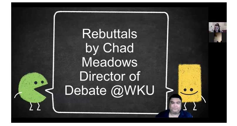 Rebuttal Basics In Debate