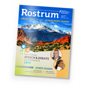 November 2018 Rostrum Magazine