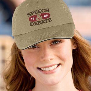 Speech & Debate Hat