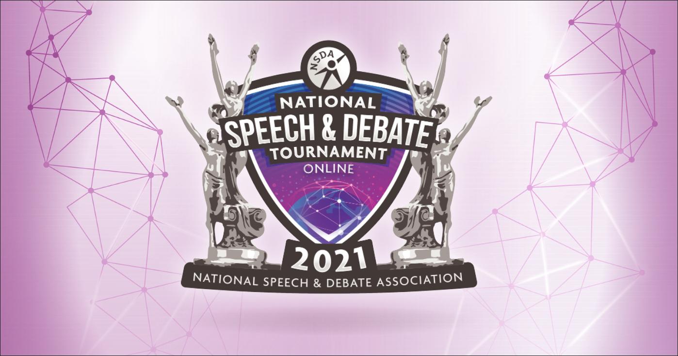National Speech and Debate Online Tournament 2021