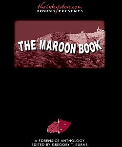 The Maroon Book: A Forensics Anthology