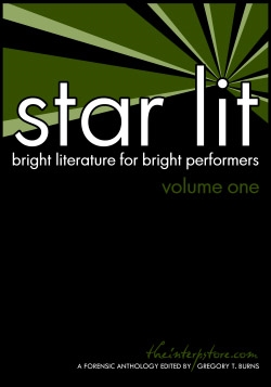 Star Lit: Bright Literature for Bright Performers – Volume One