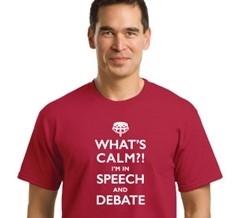 What's Calm? T-shirt